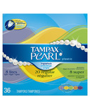 Tampax Pearl Triplepack