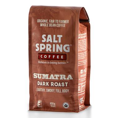 Sumatra dark roast