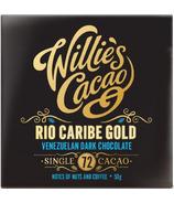 Willie's Cacao Rio Caribe Gold Venezuelan Dark Chocolate Bar