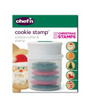Chefn Cookie Stamp Christmas