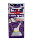 NeilMed NasaMist All-In-One Saline Spray