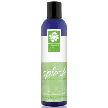 Sliquid Splash Gentle Feminine Wash