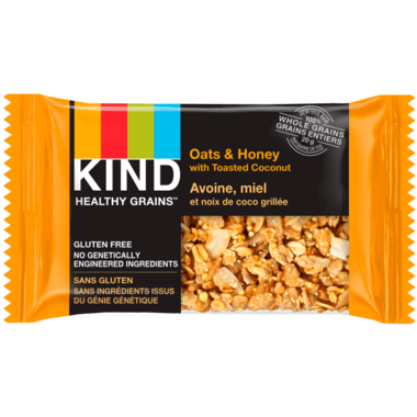 KIND Bars Oats & Honey with Toasted Coconut