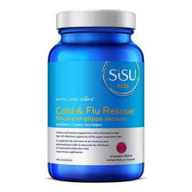 SISU Kids\' Cold & Flu Rescue
