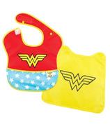 Bumkins DC Comics Wonder Woman Caped SuperBib