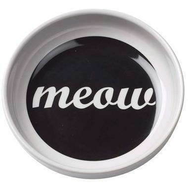 Ore\' Pet Meow Feeding Bowl