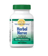 Nature's Harmony Herbal Nerve