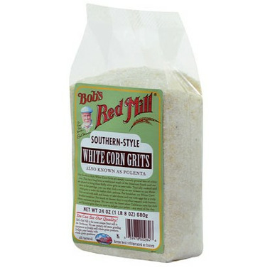 Bob\'s Red Mill White Corn Grits