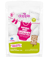 Dapple Fragrance-Free Natural Baby Laundry Detergent Pods
