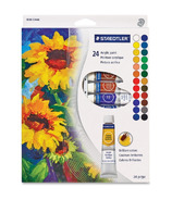 Staedtler Acrylic Paint Tube Set