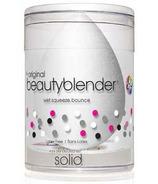 beautyblender Pure White Sponge + Mini Solid Cleanser Kit