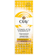 Olay Complete Tinted Moisturizer Oil Free