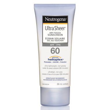 Neutrogena Ultra Sheer Dry-Touch Sunscreen