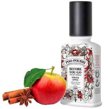 Poo-Pourri Poo-Pourri Spiced Apple Before-You-Go Toilet Spray