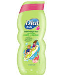Dial Kids Watery Melon Body + Hair Wash