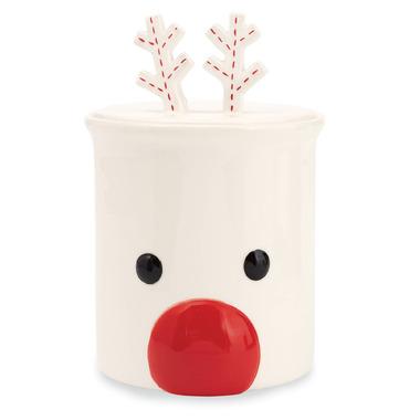 Mud Pie Mud Pie Reindeer Cookie Jar