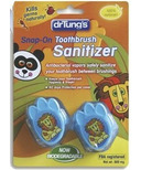 Dr. Tung's Kids' Snap-On Toothbrush Sanitizers