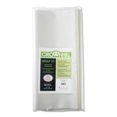 Crownhill Packaging Wrap It! Newsprint