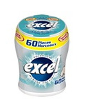 Excel Polar Ice Sugar-Free Gum Bottle