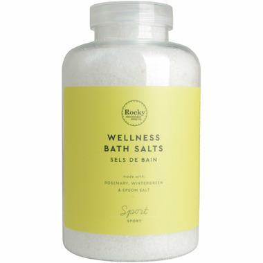 Rocky Mountain Soap Co. Aromatherapy Sport Salts