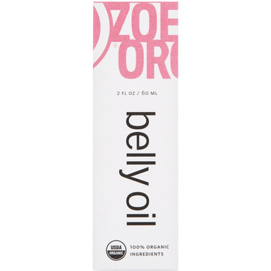 Zoe Organics Belly Oil
