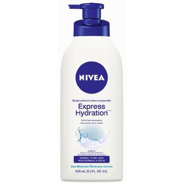 Nivea Express Hydration Lotion