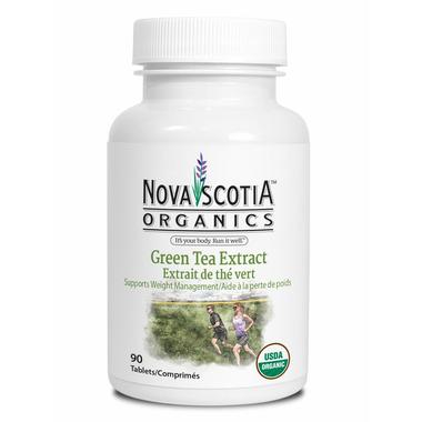 Naturally Nova Scotia\'s Green Tea Extract