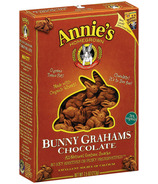 Annie's Homegrown Chocolate Bunny Grahams