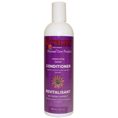 Strauss Herb Company Moisturizing Herbal Conditioner