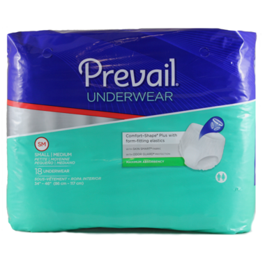 Prevail Underwear Maximum Absorbency