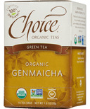 Choice Organic Teas Genmaicha Tea