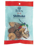 Eden Shiitake Dried Whole Mushrooms