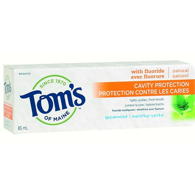 Tom\'s of Maine Cavity Protection Fluoride Toothpaste