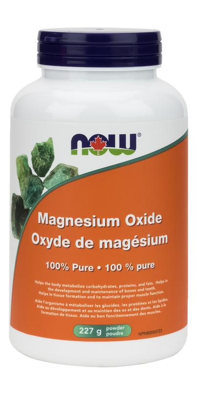Magnesium oxide buy