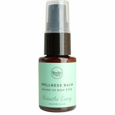 Rocky Mountain Soap Co. Aromatherapy Breathe Easy Balm