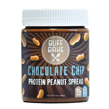 Buff Bake Chocolate Chip Protein Peanut Spread
