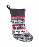 Snug As A Bug Christmas Stocking