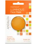 ANDALOU naturals Instant Luminous Clay Mask