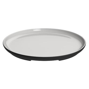 Magisso White Line Round Plate