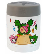 Zoli TokiDINE Insulated Food Jar Taco Sandy