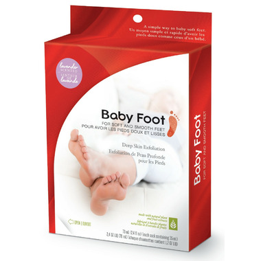Baby Foot Deep Skin Exfoliation for Soft & Smooth Feet