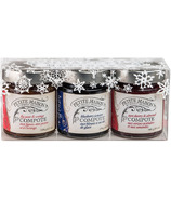 Wildly Delicious Holiday Compote Gift Set