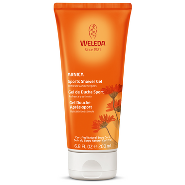 Weleda Arnica Sports Shower Gel