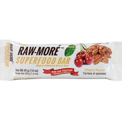Buy raw more superfood bar 45 g online in canada free for Superfood bar