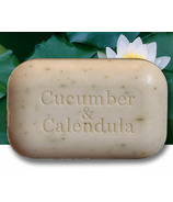 The Soap Works Cucumber & Calendula Soap
