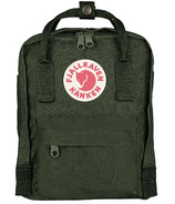 Fjallraven Kanken Mini Backpack Forest Green