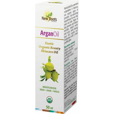 New Roots Herbal Organic Argan Oil