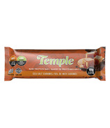 Temple Raw Protein Bar Sea Salt Caramel