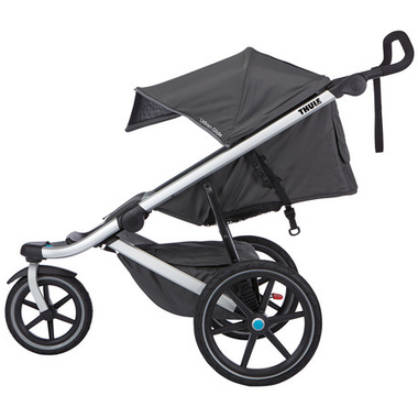 Thule Urban Glide Stroller in Dark Shadow