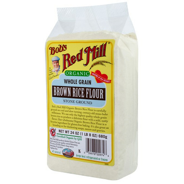 Buy Bob's Red Mill Organic Brown Rice Flour at Well.ca ... Red Rice Flour